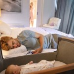 Maxi Cosi Baby Crib Bedside Cot Iora Essential Grey Kids Room Com