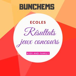 Bunchems Ecoles