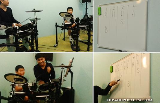 Drum Lessons Jam