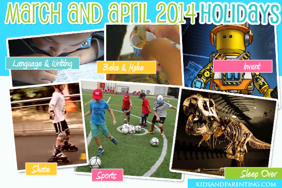 March Holiday Camps