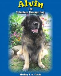 Alvin Volunteer Therapy Dog