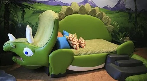 Triceratops Bed