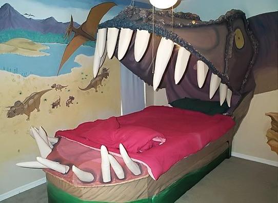 Tyrannosaurus Bed