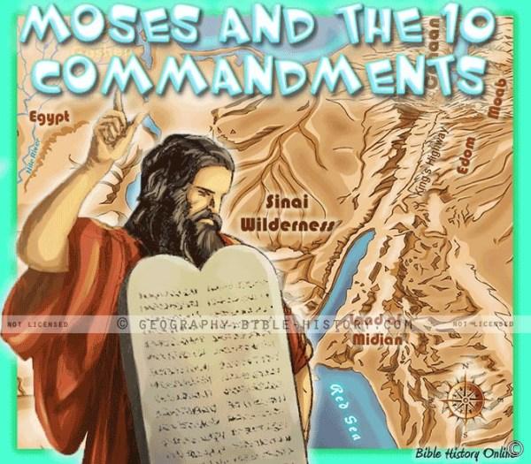 10 commandments bible # 77