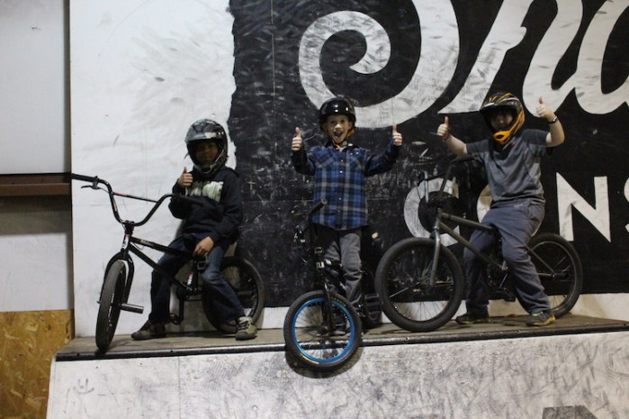 BMX Bike Camp at The Wheel Mill, Photo courtesy of The Wheel Mill