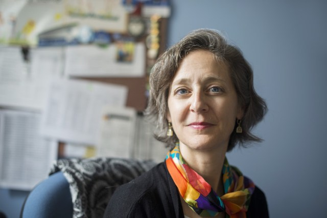 Dr. Debra Bogen, Photo by Rob Larson