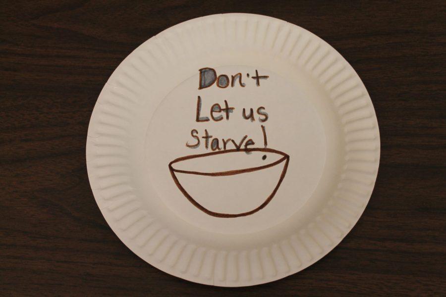 Starve plate