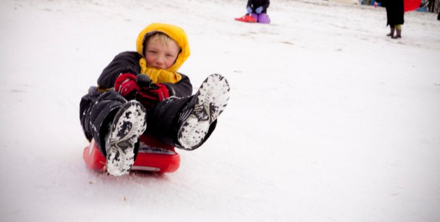 Venture Outdoors hosts family adventures throughout February.