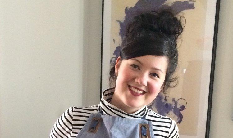 Shannon Merenstein of Hatch Art Studio.