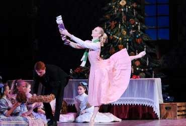 Nutcracker Pittsburgh Ballet Theatre