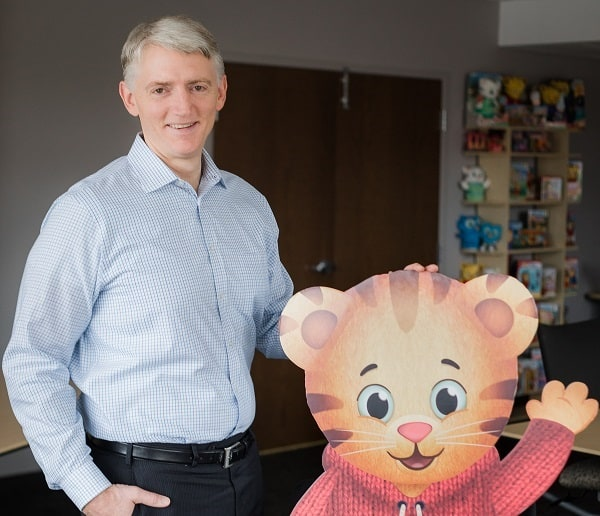 Kidsburgh Q&A: Paul Siefken on new role as head of Fred Rogers Company