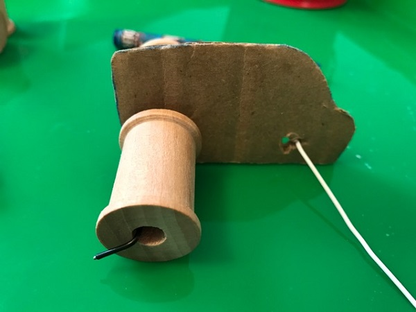 Maker Monday: Thread Spool Car | Pittsburgh is Kidsburgh