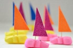 Maker Monday: Marshmallow Peeps Boats