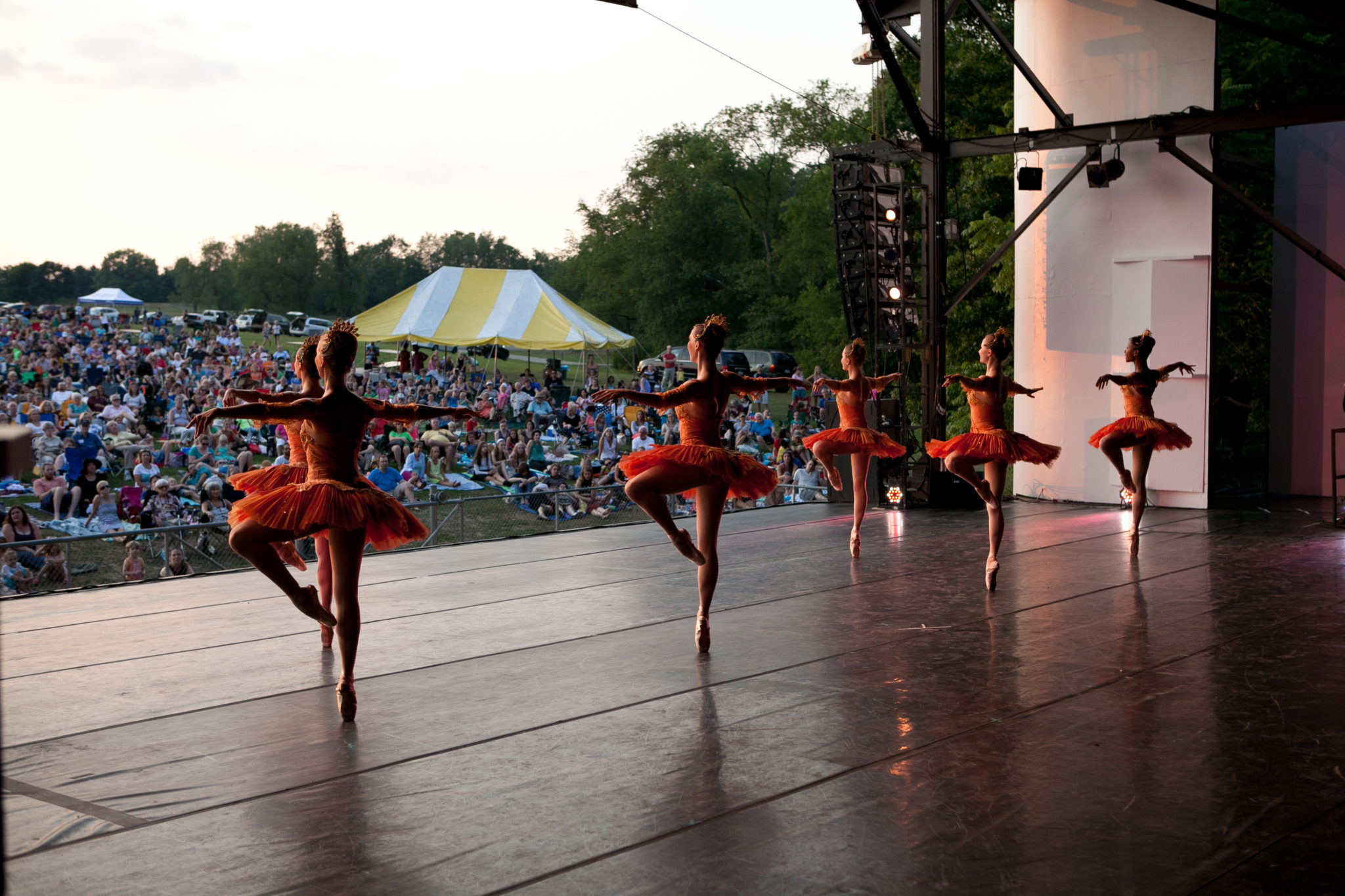 Ballet Under the Stars at Hartwood Acres (FREE) — Kidsburgh