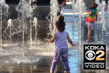Splashdown: 13 hot spots where Pittsburgh kids can cool off for free