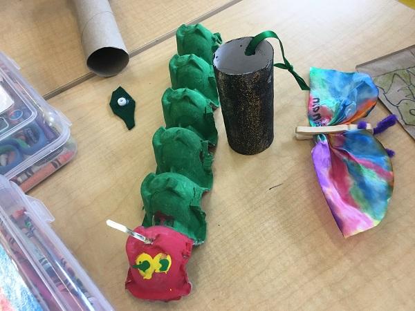 Maker Monday: Caterpillar & Company