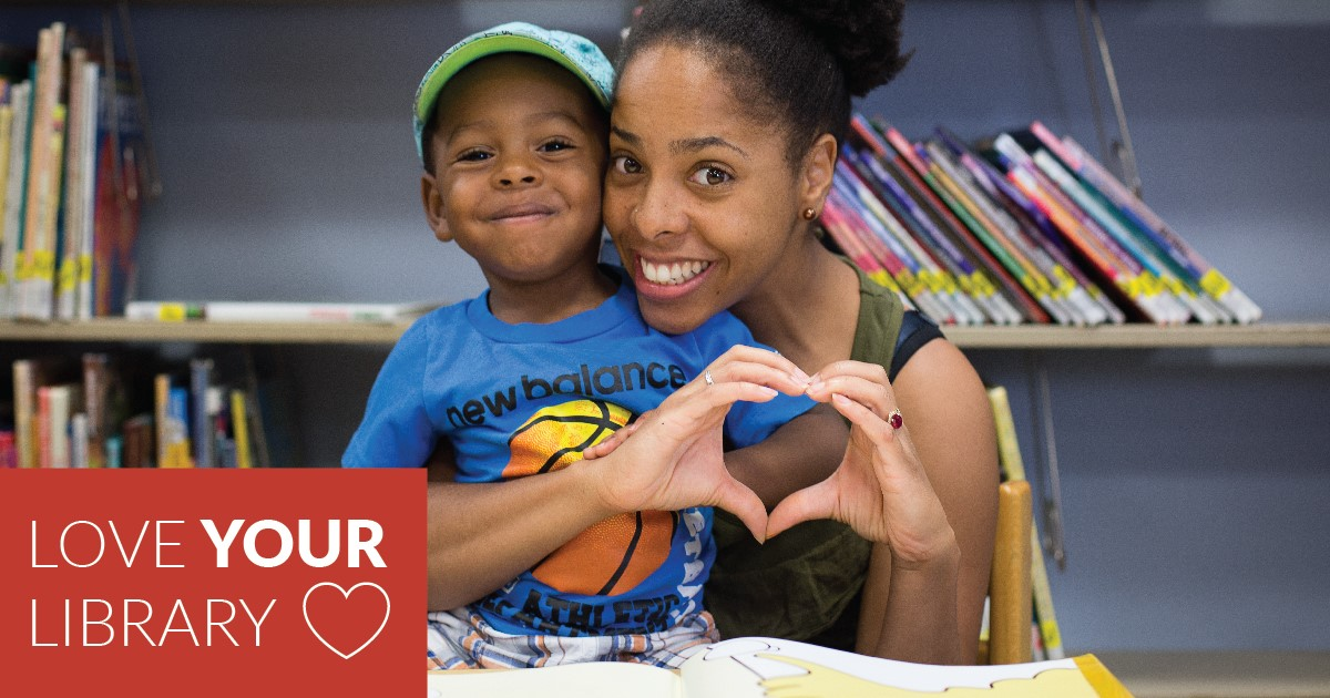 From Our Sponsors: Love Your Library This Month