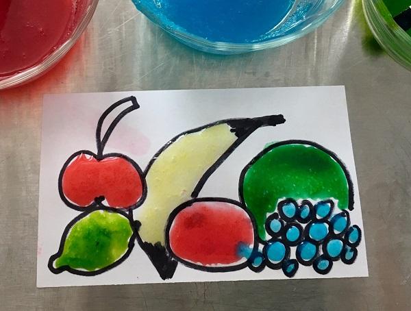 Maker Monday: Scratch 'n Sniff Paint