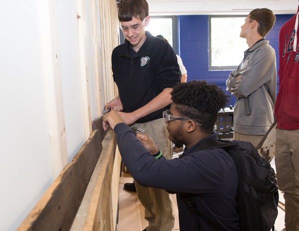 Holy Family Academy's evolution includes new FabLab