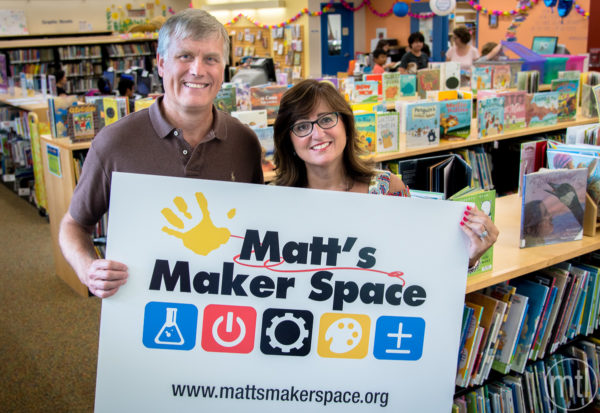 Kidsburgh Heroes: Noelle and Dave Conover of Matt's Maker Space