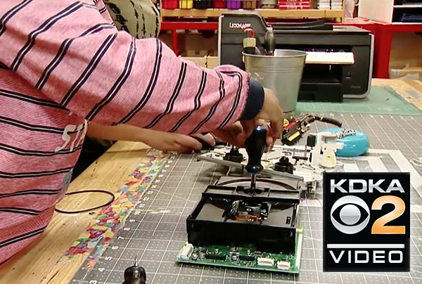 8 Pittsburgh makerspaces that let imaginations run wild