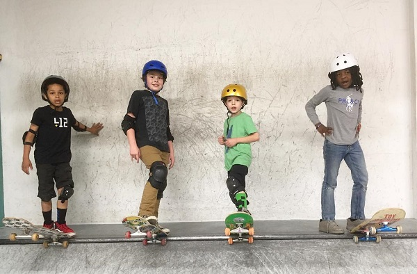 Switch & Signal Skatepark opens Pittsburgh's first indoor venue