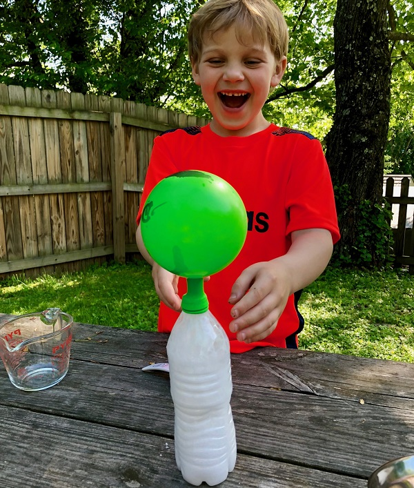 Maker Monday: Blow-up Balloon