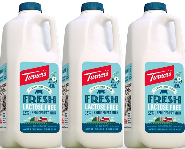 Turner Dairy Farms releases fresh lactose-free milk