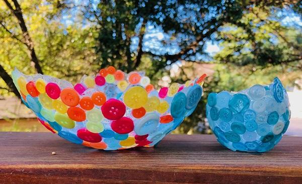 Maker Monday: Button Bowls