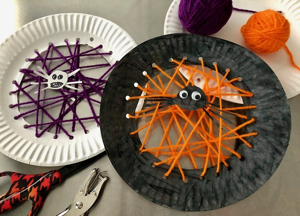 Maker Monday: Sew-It-Yourself Spider Web