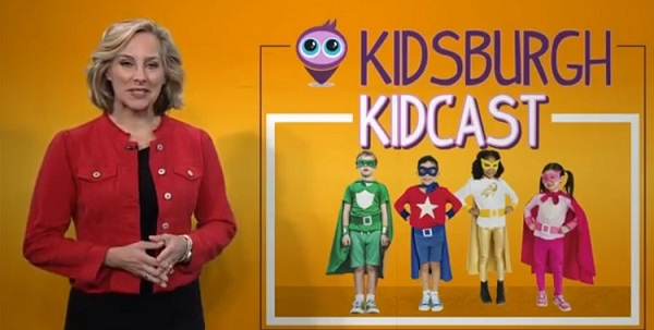 Calm and focus your kids by practicing mindfulness. Kidcast shows you how.