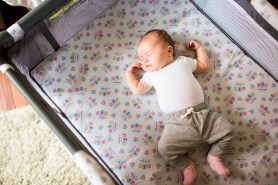 What you need to know about safe sleeping for babies from Cribs for Kids