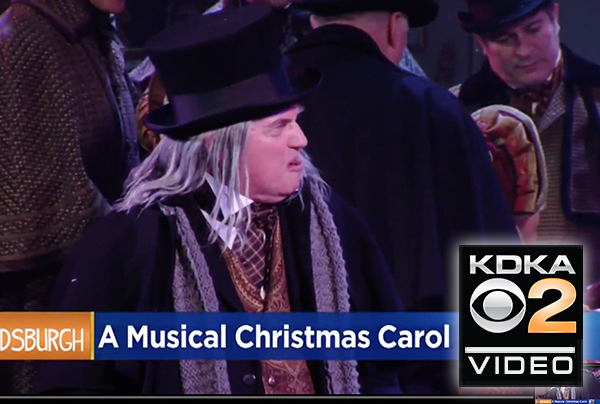 Pittsburgh CLO Academy students take the stage in 'A Musical Christmas Carol'