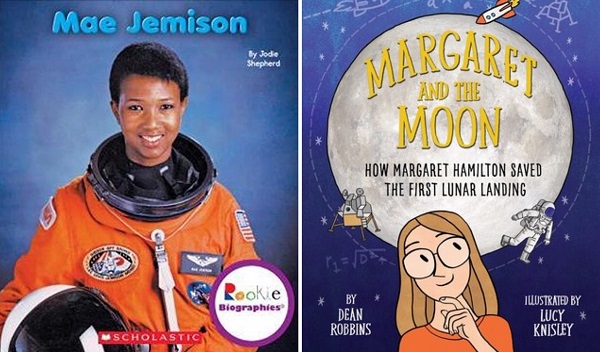 10 STEM books on space to test your kid's outer limits