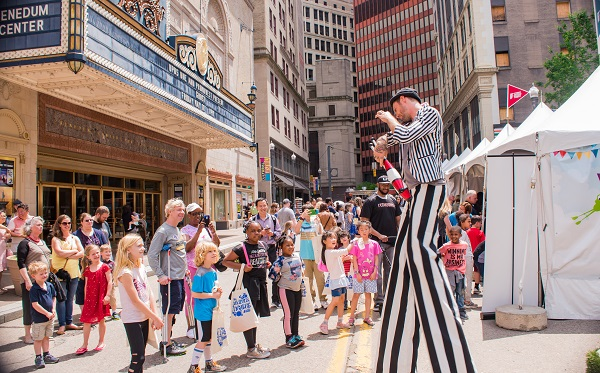 Get a sneak peek and first chance at EQT Children's Theater Festival tickets!