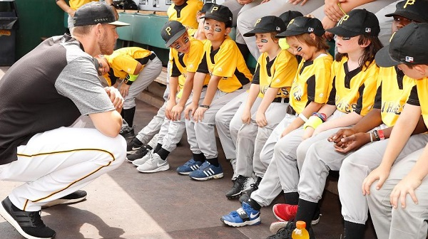 pirates baseball camp