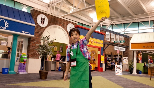 Kids rule in JA BizTown, where they learn the art of adulting