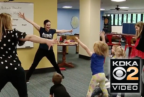 School for the Deaf students learn to express themselves through dance