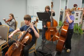 Free and low-cost lessons bring music-making to Pittsburgh kids one note at a time