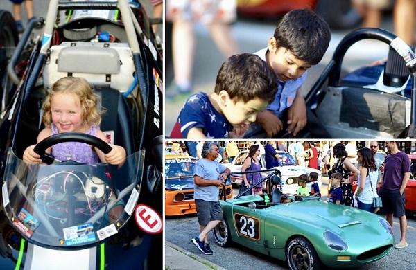 Pittsburgh Vintage Grand Prix brings high-octane adventures for kids