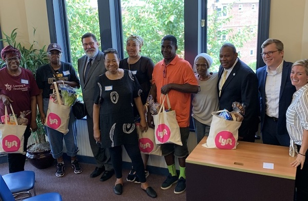 Living in a Pittsburgh food desert? Lyft's new Grocery Access Program will help you feed your family