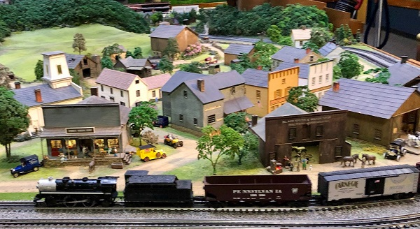 6 Pittsburgh miniature railroad displays that kids are crazy about