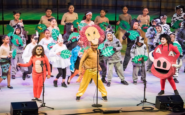 Pittsburgh kids take the stage with Disney Musicals in Schools