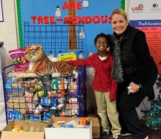Kidsburgh Hero: This first-grader organized a food drive to help the homeless
