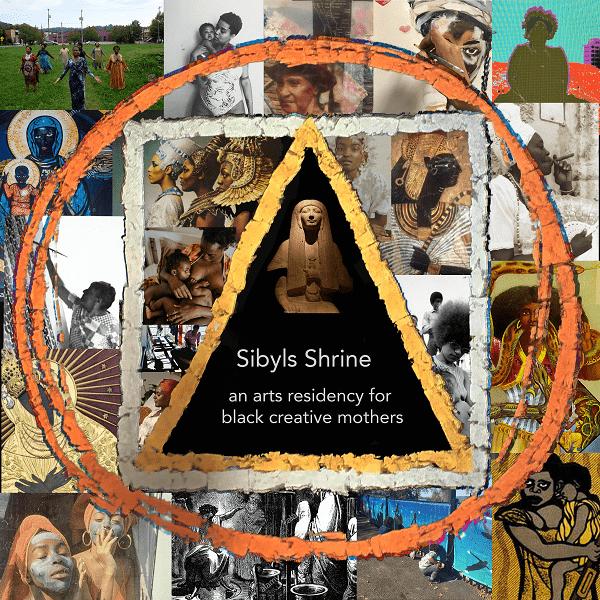 Creative black moms invited to Sibyls Shrine Network residency program