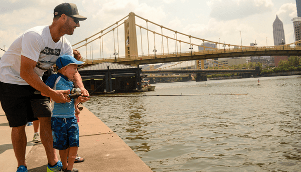8 things to do with kids in Pittsburgh this week, from free fishing to $1 movies