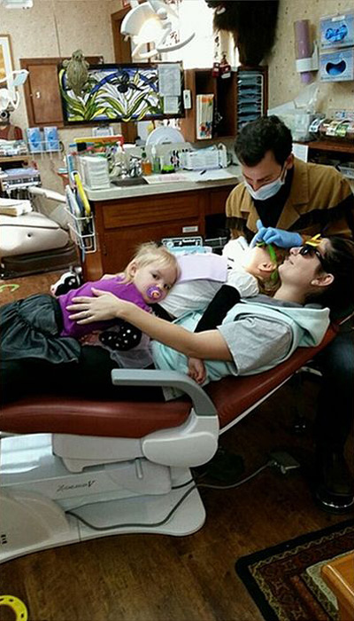 Home Kids Cowboy Dentistry