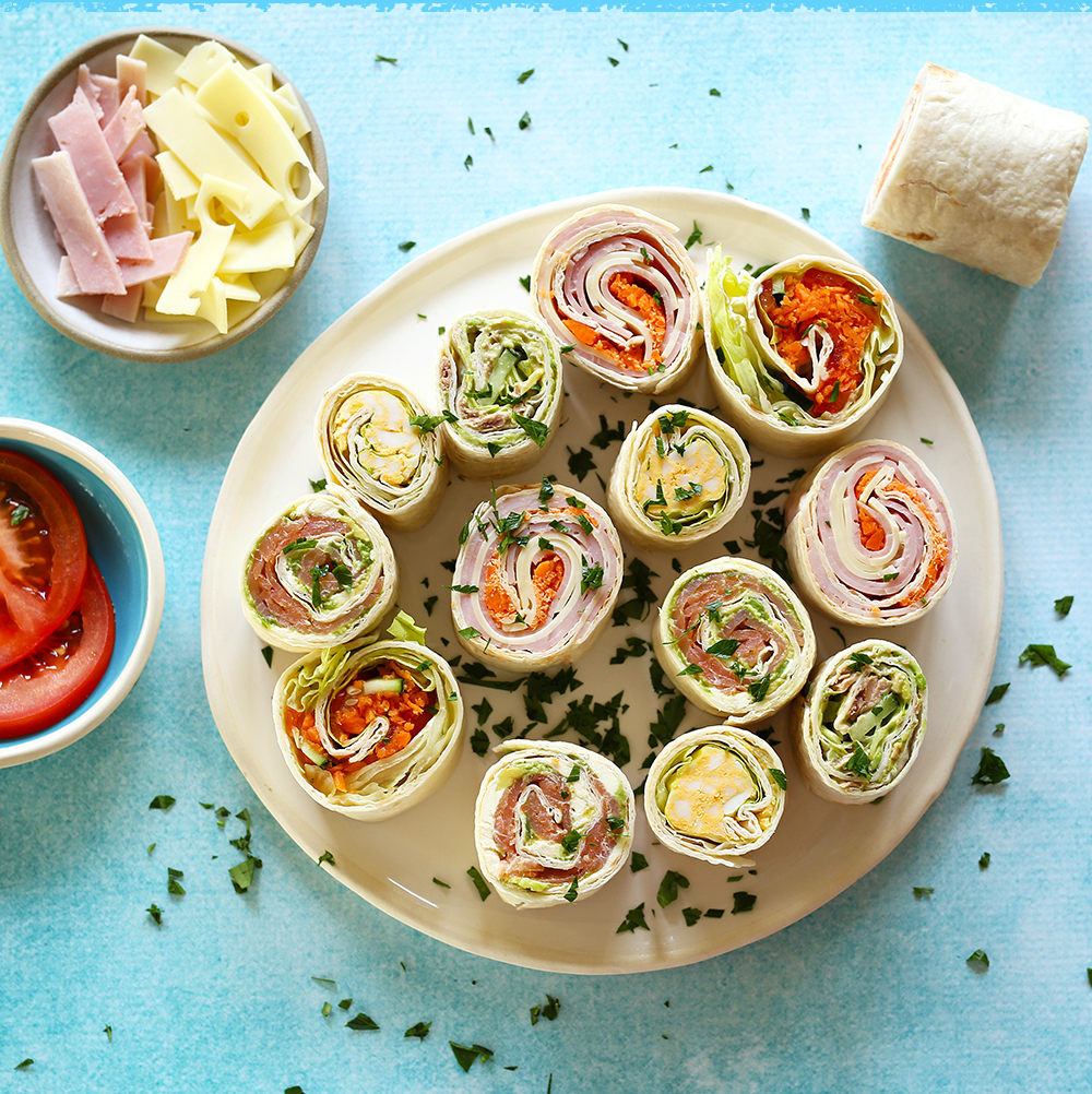 Top 5 Kid Approved Wraps For School Lunches Kids Eat By Shanai