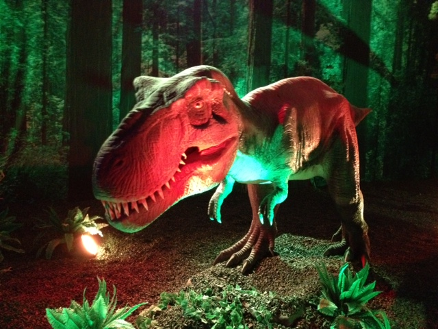 Expo Dino World – Brussel