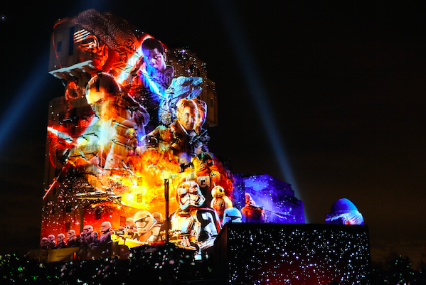 Disneyland Paris: Star Wars – Season of the Force